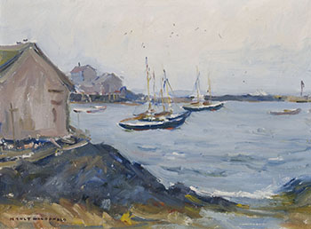 Lunenburg by Manly Edward MacDonald