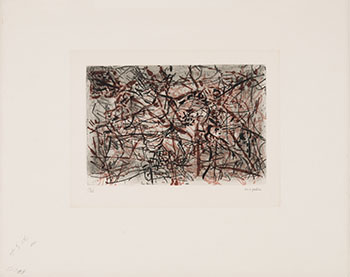 Sanguine by Jean Paul Riopelle
