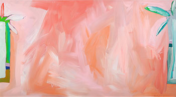 Pink Snow (101) by Leslie Donald Poole